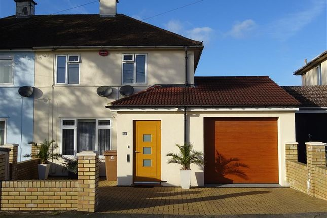 Thumbnail Semi-detached house for sale in Cherwell Drive, Chelmsford