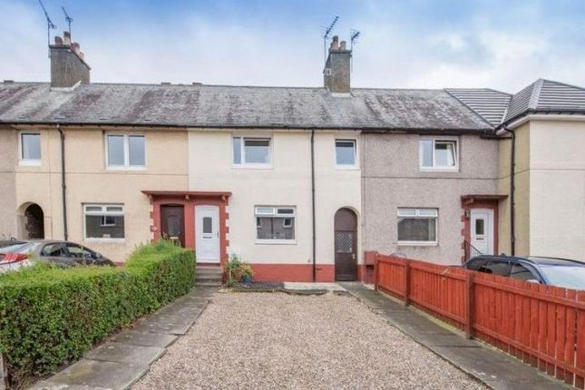 Thumbnail Terraced house to rent in 27 Woodside Street, Rosyth