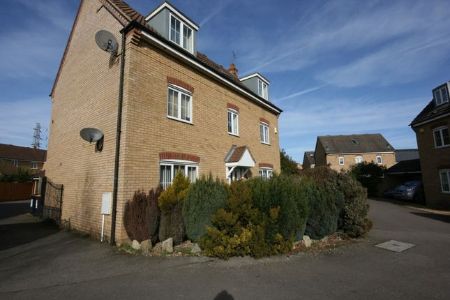 1 bed flat to rent in Loak Close, Clapham, Bedford