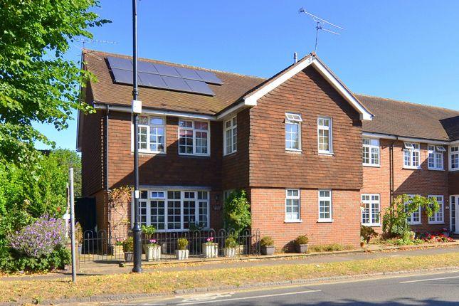 Thumbnail End terrace house for sale in Church Row, High Street, Ripley, Woking