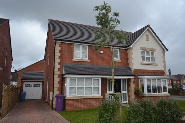 Thumbnail Detached house to rent in Pete Best Drive, Bellefield, West Derby