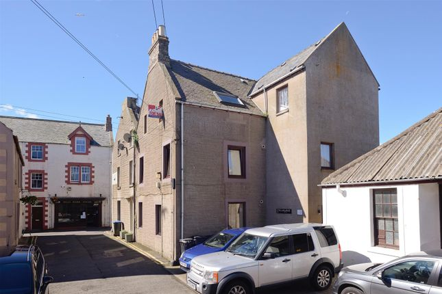 Thumbnail Flat for sale in St. Ellas Place, Eyemouth