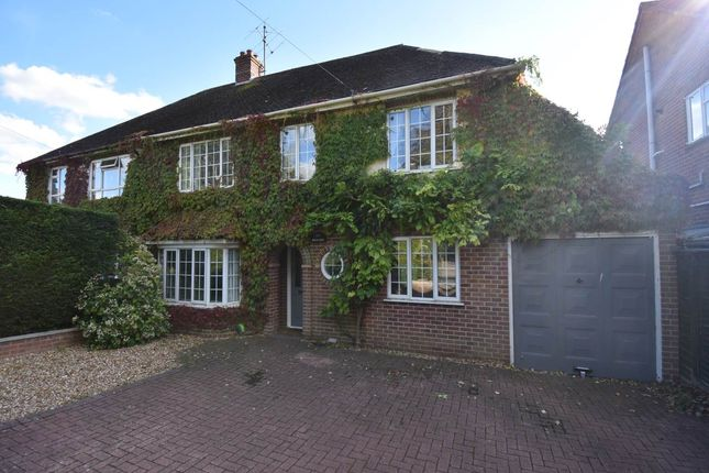 Thumbnail Semi-detached house to rent in Love Lane, Donnington, Newbury