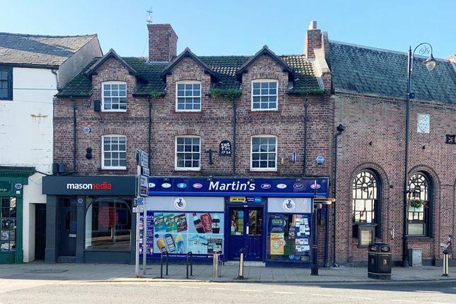Thumbnail Retail premises for sale in 14 The Cross, Neston