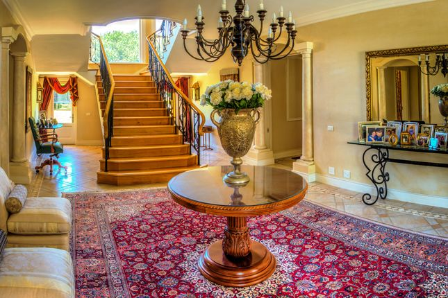 Grand Entrance of The Silverhurst Estate, Constantia, Cape Town, Western Cape, South Africa