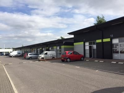 Thumbnail Commercial property for sale in Space Business Centre, Knight Road, Rochester, Kent