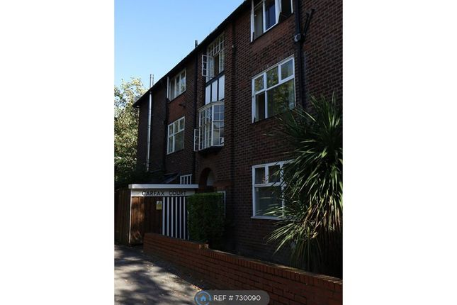 Thumbnail Flat to rent in Lower Park Road, Manchester