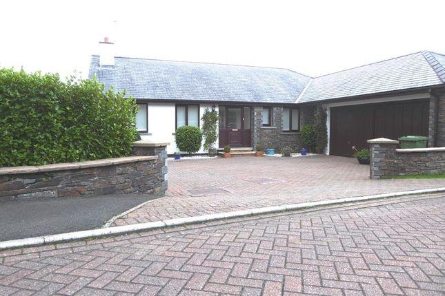 Thumbnail Detached bungalow to rent in Keeil Pharick, Glen Vine, Isle Of Man