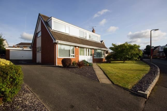 4 bed detached house for sale in Troon Way, Colwyn Bay, Conwy