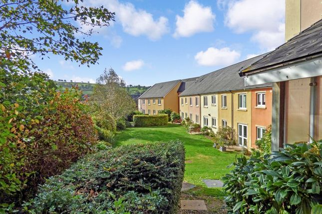 Thumbnail Flat for sale in Gwenllian Morgan Court, Brecon