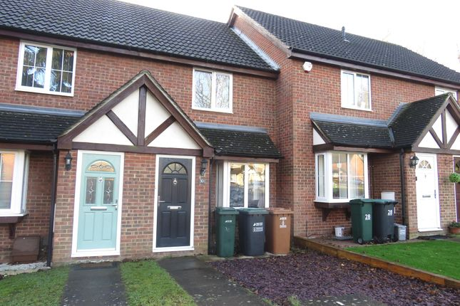 Thumbnail Terraced house for sale in Harlech Road, Abbots Langley