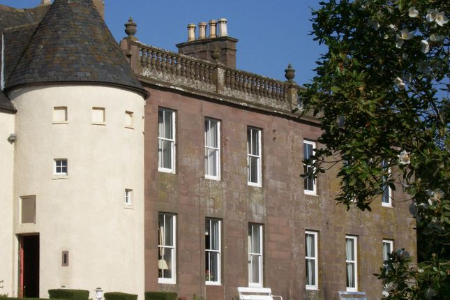 Thumbnail Semi-detached house to rent in Lauriston Castle, St. Cyrus, Montrose, Aberdeenshire