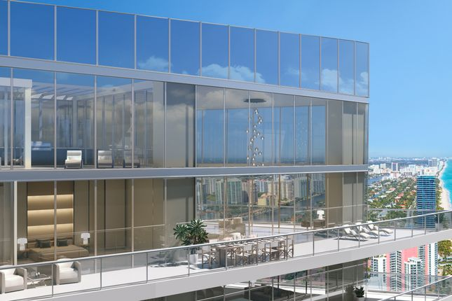Thumbnail Apartment for sale in 18975 Collins Avenue. Sunny Isles Beach, Fl 33160, Sunny Isles Beach, Miami-Dade County, Florida, United States