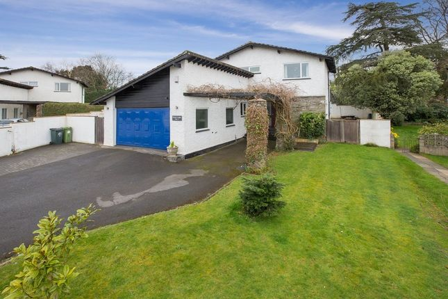 Thumbnail Detached house for sale in Whitehill Close, Newton Abbot