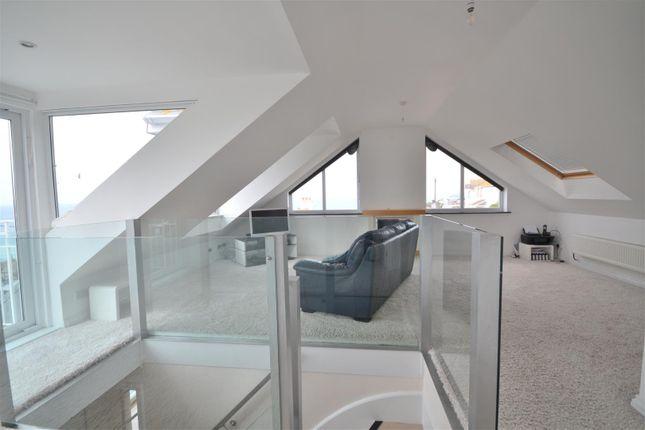 Living Room of Peverell Terrace, Porthleven, Helston TR13