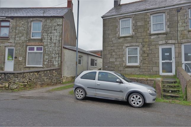Thumbnail End terrace house for sale in Fore Street, St Dennis, St. Austell
