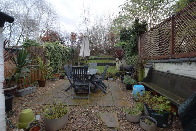 Rear Garden of Dulverton Road, Leicester LE3