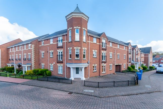 2 bed flat for sale in Tresham Drive, Grappenhall, Warrington WA4