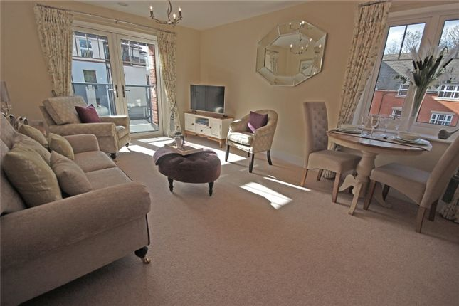 Thumbnail Property for sale in Wolsey Court, 22 Knighton Park Road, Leicester