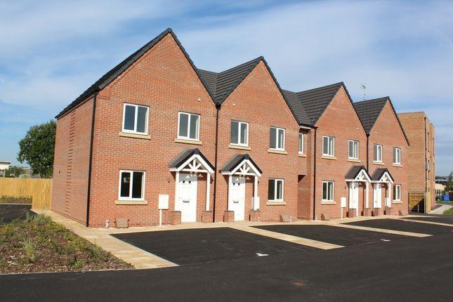 Outside of Stephenson Close, Ollerton, Newark, Nottinghamshire NG22