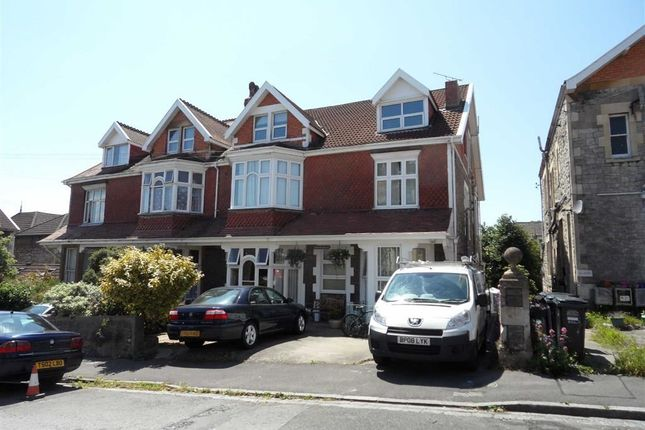 Thumbnail Flat to rent in Elmhyrst Road, Weston-Super-Mare