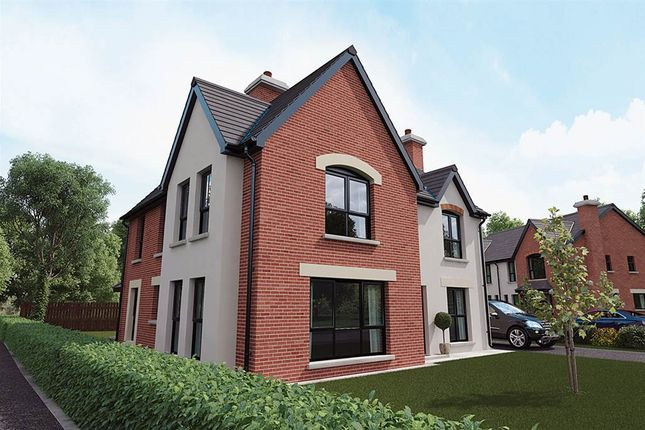 Thumbnail Detached house for sale in 1, Royal Ascot Mews, Carryduff