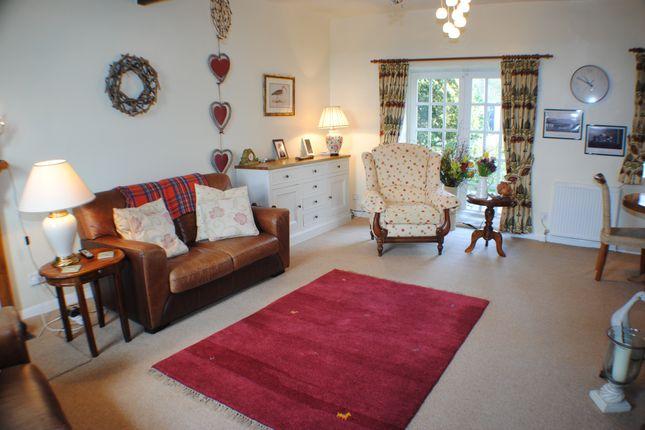Lounge Area of Parton Village, Parton, Castle Douglas DG7