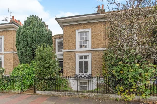 Thumbnail Semi-detached house for sale in Clarence Place, Gravesend, Kent, England