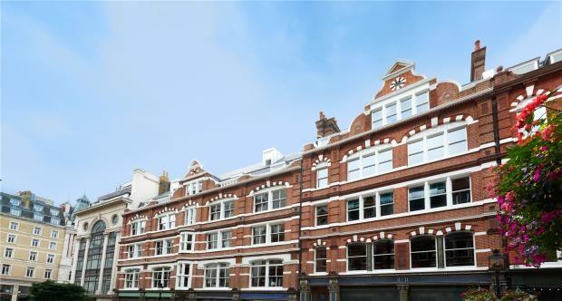 Thumbnail Flat for sale in Southampton Street, London