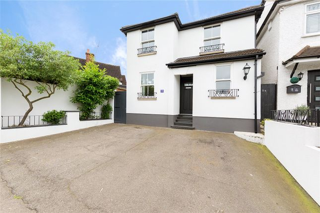 Thumbnail Detached house for sale in Western Avenue, Brentwood, Essex