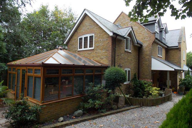 Thumbnail Detached house for sale in Nashenden Lane, Borstal