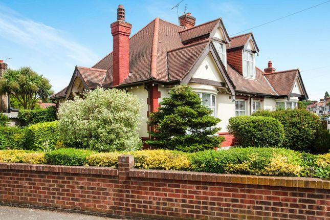 Thumbnail Semi-detached bungalow for sale in Coningsby Gardens, Chingford