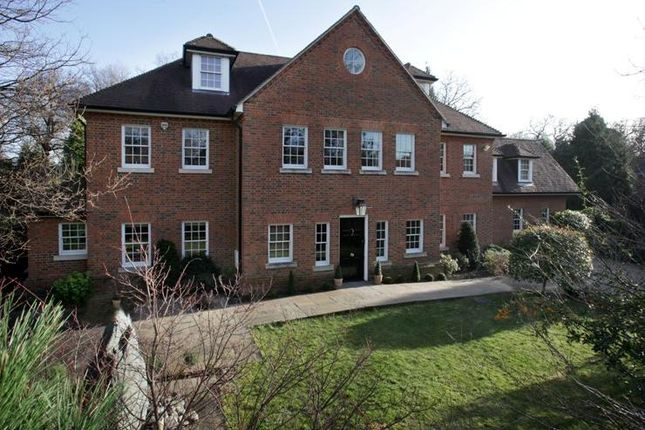 Thumbnail Detached house to rent in Coombe Park, Kingston Upon Thames, Surrey