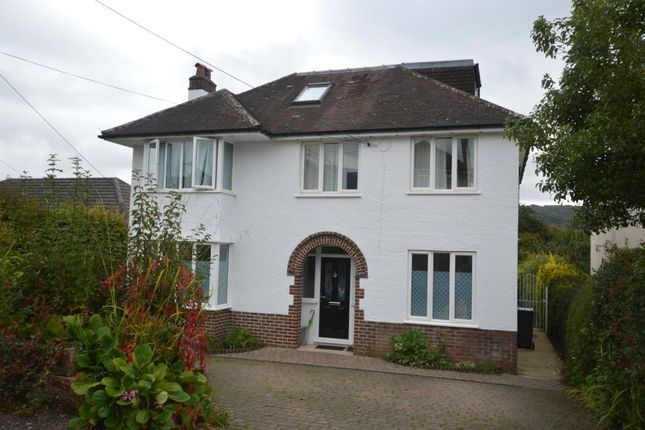 Thumbnail Detached house for sale in Newlands Road, Sidmouth, Devon