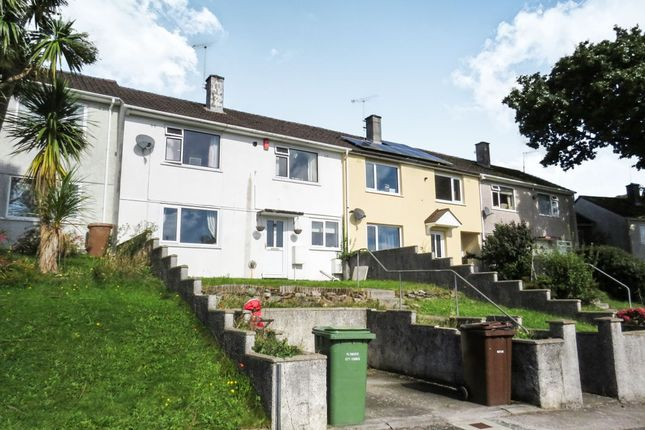 Thumbnail Terraced house for sale in Drayton Road, Plymouth