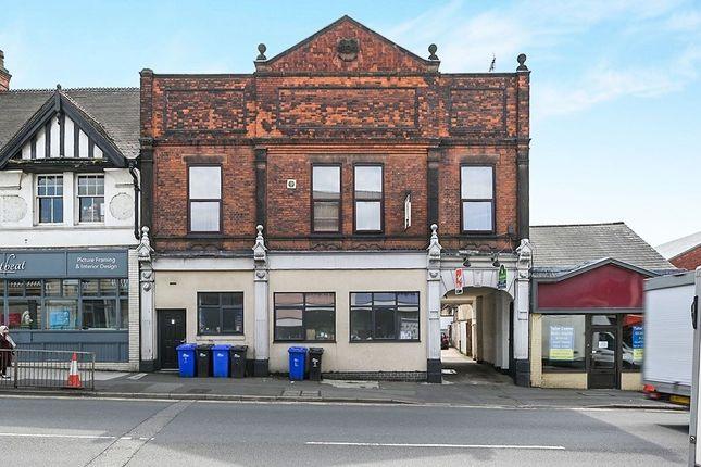 Thumbnail Flat to rent in Borough Road, Burton-On-Trent