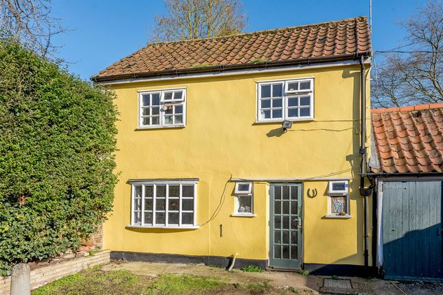 Thumbnail Semi-detached house for sale in The Street, Chelsworth, Ipswich, Suffolk