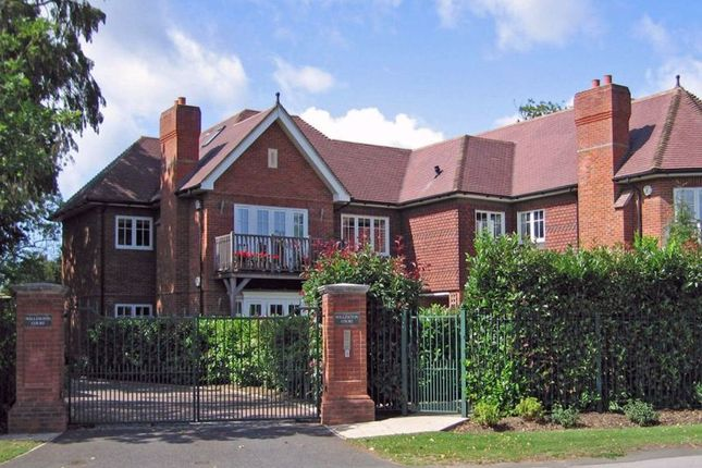 Thumbnail Flat for sale in Station Road, Beaconsfield