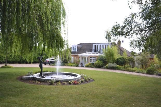 7 bed detached house for sale in High Wych, Sawbridgeworth