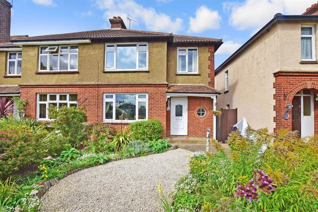 Thumbnail Semi-detached house for sale in Tonbridge Road, Maidstone, Kent
