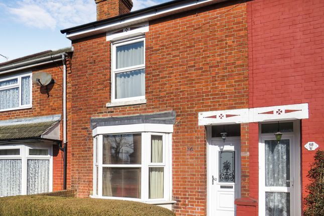 Thumbnail Terraced house for sale in Beech Road, Southampton