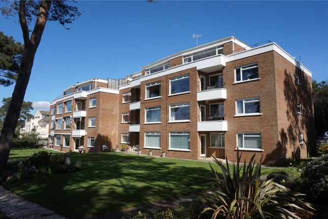 Thumbnail Flat to rent in Brudenell Road, Canford Cliffs