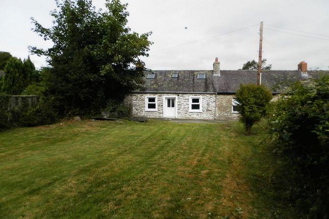Thumbnail Terraced house for sale in Saron, Llandysul