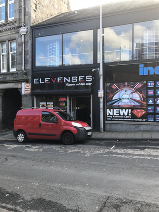 Thumbnail Leisure/hospitality for sale in Whytescauseway, Kirkcaldy