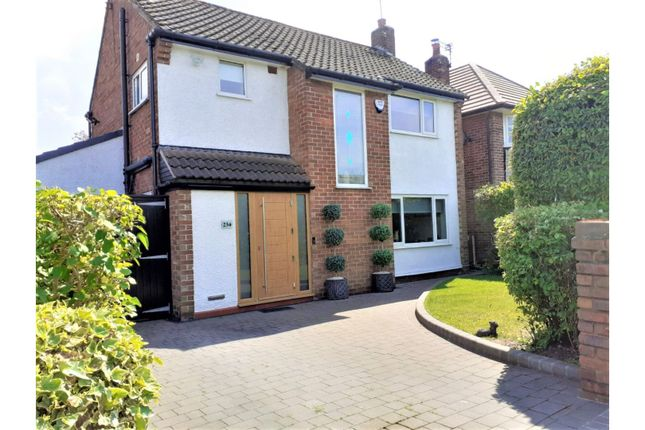 Thumbnail Detached house for sale in Liverpool Road South, Maghull
