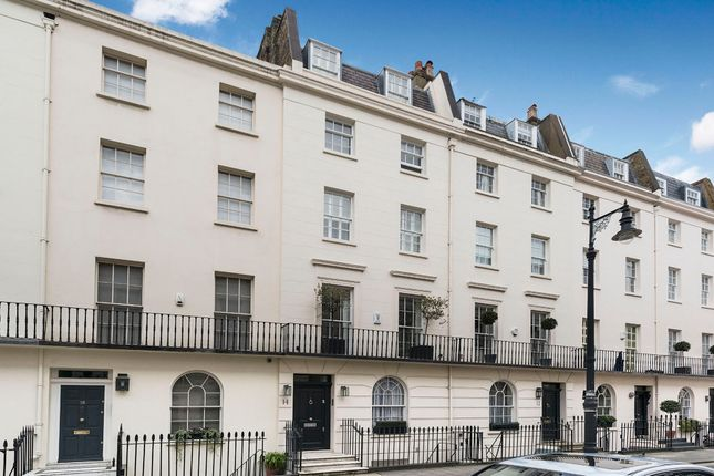 Thumbnail Terraced house to rent in Chester Road, Belgravia