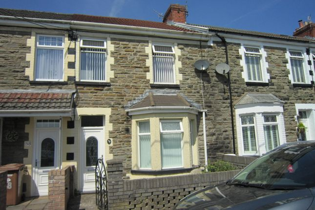 Thumbnail Terraced house for sale in Pengam Street, Glan-Y-Nant