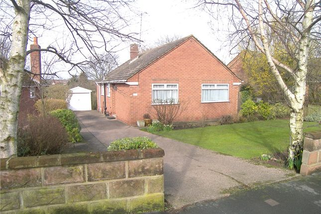 Thumbnail Detached bungalow to rent in Birchover Way, Allestree, Derby