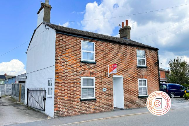 Thumbnail Detached house for sale in Bridge Street, Saxilby, Lincoln