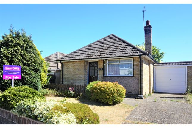 Thumbnail Detached bungalow for sale in Thompson Avenue, Colchester